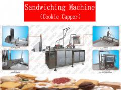 The Sandwiching Machine / Cookie Capper