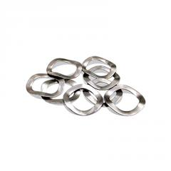Din127 Spring Washer Polishing Stainless Steel Wave Washer