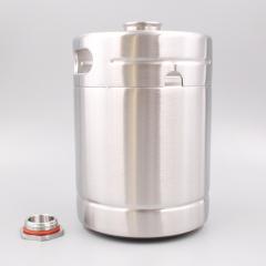 Stainless Steel Mini Nitro Coffee Keg 2L