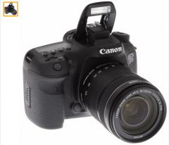 Genuine Canon EOS 7D Mark II DSLR Camera Body