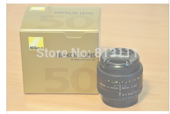 New Nikon AF Nikkor 50mm F1.8 D F/1.8D Lens