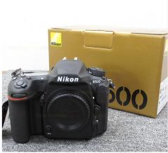 New Nikon D500 DSLR Camera Wi-Fi 4K Video 20.9 MP - Body Only