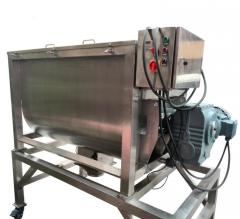 High quality blender mixer with screw feeder