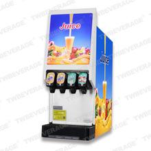 Four valve juice machine