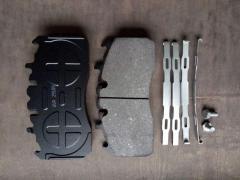 Bremsen Brake pad wva 29189/D1370-8480