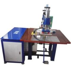 Double heads high frequency welding machine for PVC stretch ceilings