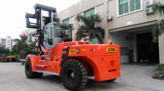 Counter balance heavy duty diesel forklift Socma 40 Ton Forklift HNF-400