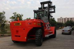 Counter balance heavy duty diesel forklift Socma 45 Ton Forklift HNF-450
