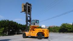 Counter balance heavy duty diesel forklift Socma 50 Ton Forklift HNF-500
