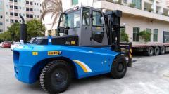 Counter balance heavy duty diesel forklift HNF-120