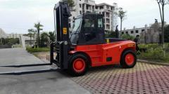 Counter balance heavy duty diesel forklift HNF-130