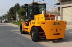 Counter balance heavy duty diesel forklift HNF-150