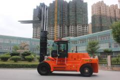 Counter balance heavy duty diesel forklift HNF-160