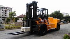Counter balance heavy duty diesel forklift HNF-250
