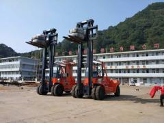 Counter balance heavy duty diesel forklift HNF-280