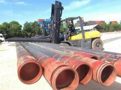 Steel tube stabilizer