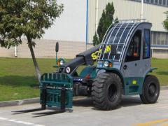 Telescopic Forklift HNT30-4