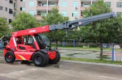 Telescopic Forklift HNT110-2C