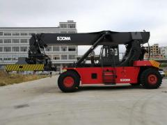 Container Reach Stacker Socma 45 TON