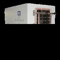 LGJ-12 Multi Manifold Top Press Type Experimental Freeze Dryer