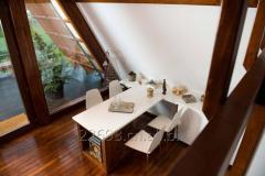 Luksusowy prefabrykowane Dom Willa drewna lekkich