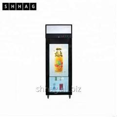 Transperent LCD glass door for fridge