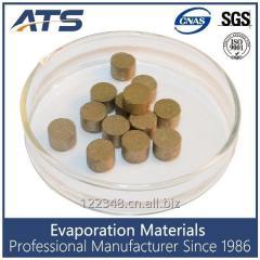 99.99% titanium monoxide TiO sinter tablet