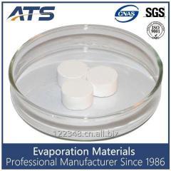 99.99% Al2O3 / Aluminum Oxide sinter tablet