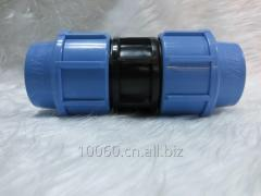 PP compression fittings directly