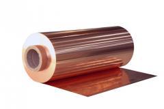 18u * 600 mm 软温度 ra 铜箔带