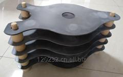 NSiC plates Nitride Bonded Silicon Carbide setter