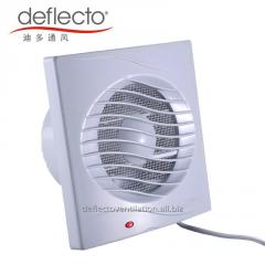 China Manufacturer Plastic Roof Exhaust Fan