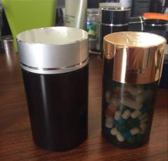 Top grade Pill bottles