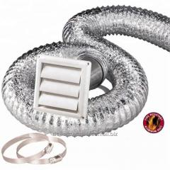 HVAC Systems Parts Flexible Hose Kit 4''