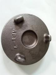 Hot forgings 0.5-50 kg chinese local factory