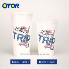 OTOR Бесплатная доставка бумаги Кубок одноразовой