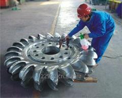 CFD Pelton Turbine wholesaler