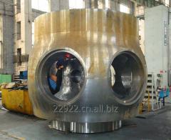 Kaplan & Tubular Turbine
