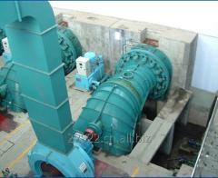 Kaplan &Tubular Turbine, IEC & ISO