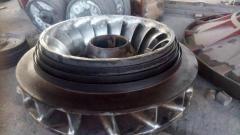 Анти-кавитация литье/литье Pelton колесо турбины