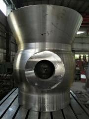 Ремонт и модернизация для колеса турбины ГЭС