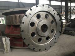 Фрэнсис воды турбинные runner(wheel) из Китая