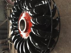 Генератор турбины воды питания