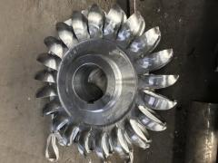 مولد الطاقة الكهرمائية التوربينات قطع غيار