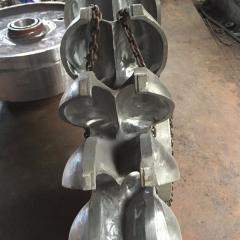 عجلة بيلتون مولد التوربينات المائية الرياح المياه