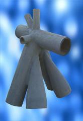 Индивидуальные OEM литой стальной узлы с высоким