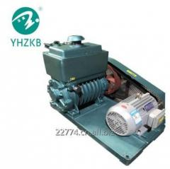 2X-4 0.55kw two stage oil rotary vane vacuum pump