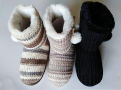 Зимняя обувь / Сапоги снег / новый стиль...