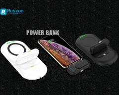 QI Wireless phone  charge Portable Wireless