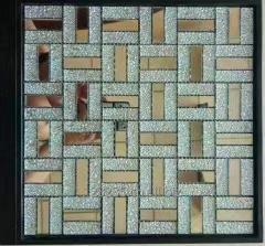 Glass Mosaic, Cheap Glass Mosaic Tiles, China